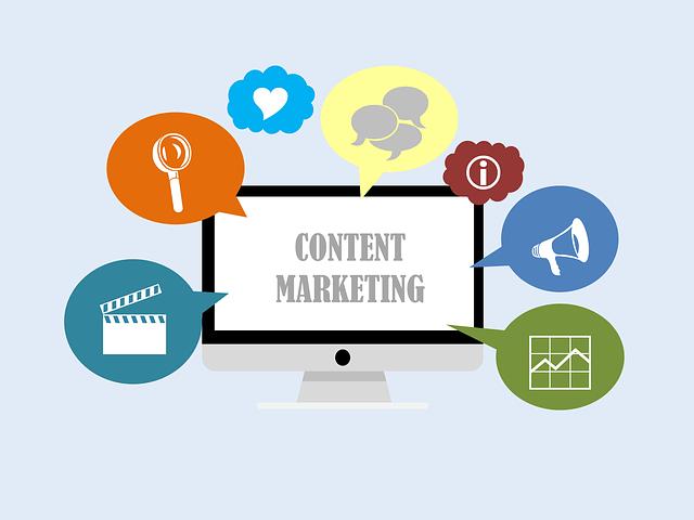 صناعة المحتوى التسويقي